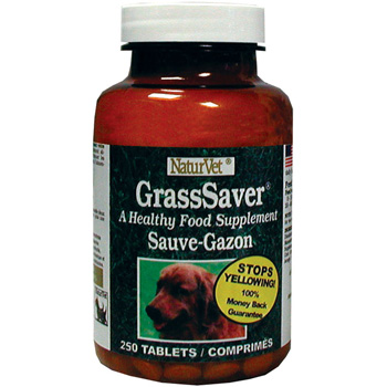 GrassSaver Tabs 250 ct