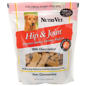 Hip & Joint Peanut Butter Biscuits  19.5 oz