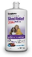 Lambert Kay Linatone Shed Relief Plus Dog and Cat Skin and Coat Liquid Supplement 16 oz