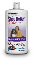 Lambert Kay Shed Relief Plus Dog and Cat Skin and Coat Liquid Supplement 32 oz