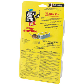 Just 1 Bite EX 3 Pack Bait Station
