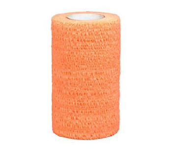 3M Vetrap Bandaging Tape, 4 Inches, Orange