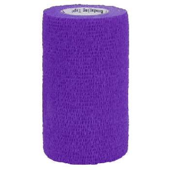 3M Vetrap Bandaging Tape, 4 Inches, Purple