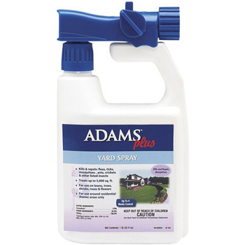 Adams Plus Yard Spray, 32 ounces