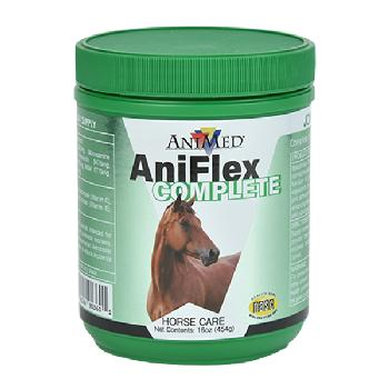 AniMed AniFlex Complete Joint Supplement with Chondroitin for horses, 16 ounces