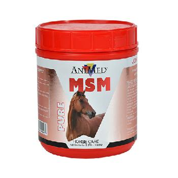 AniMed Pure MSM for horses, 2.25 pounds