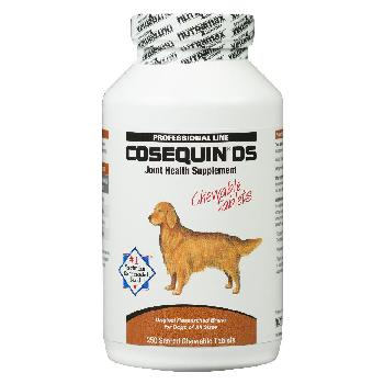 Cosequin DS Chewable Tablets for Dogs, 250 count