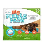 TevraPet Big Puddle Pads 30 ct