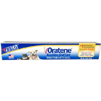 Oratene Toothpaste Gel 2.5 oz.