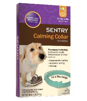 Sentry Calming Collar Dog 1 pack