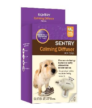 Sentry Calming Diffuser Dog 1.5 oz.